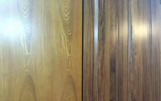 如何区分乌金木贴皮家具?
