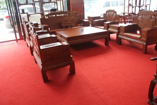锦上添花沙发(11件套)